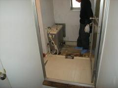風呂釜風呂桶の撤去・処分